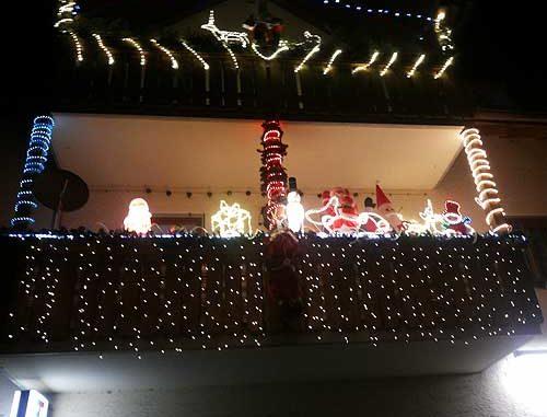 tipps zur richtigen weihnachtbeleuchtung. Black Bedroom Furniture Sets. Home Design Ideas