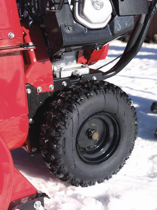 Schneefräse: Richtige Wartung