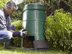 Kompostieren