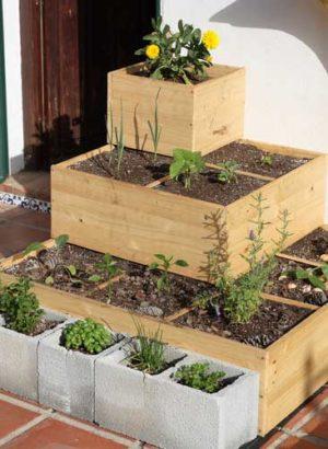 urban gardening mein garten auf dem balkon. Black Bedroom Furniture Sets. Home Design Ideas