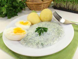 Rezept Frankfurter Grüne Sosse