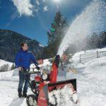 Honda Schneefräse Pflege und Wartung