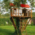 spielhaus, spielgeräte für Kinder