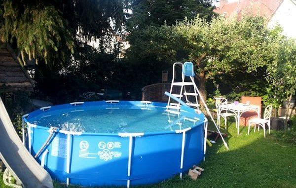 Tipps rund ums Thema Schwimmbecken im Garten - Gartenzeitung.com