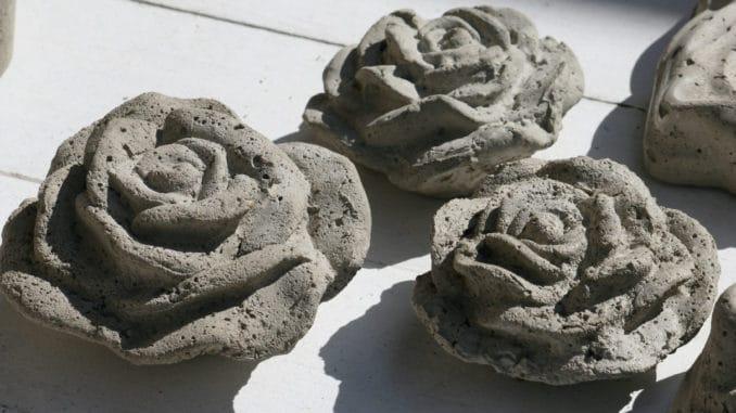 gartendeko aus beton selbstgemacht anleitung, anleitung: eine betonfigur selber gießen, so geht es, Design ideen