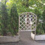 Sichtschutz Pflanzkübel