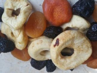 Früchte, Obst trocknen, haltbar machen, dörren, Gartenzeitung.com