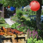 Party, Gartenparty, Fest
