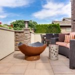 Terrasse, Garten, Balkon